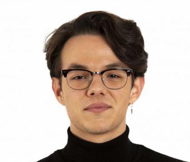 Flavio, concursante de 'OT 2020'.