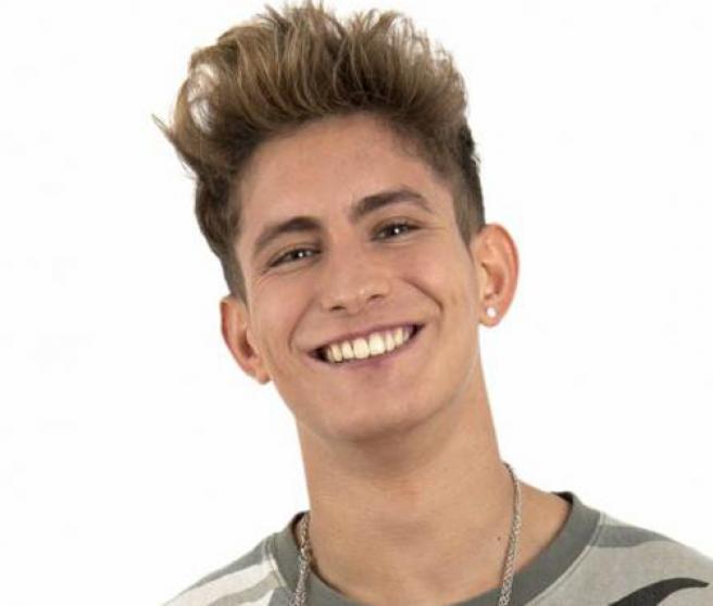 Nick, concursante de 'OT 2020'.