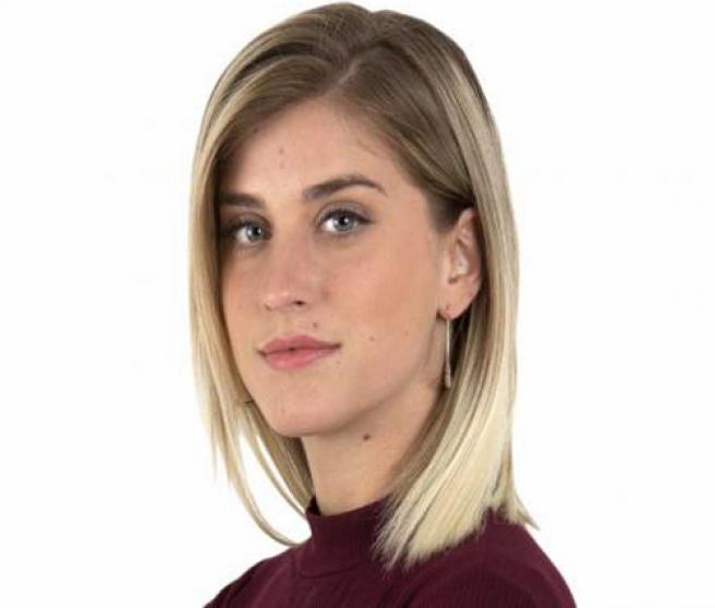 Samantha, concursante de 'OT 2020'.