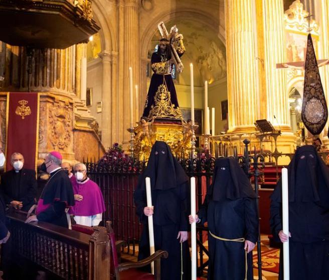 Semana Santa en Andalucía.