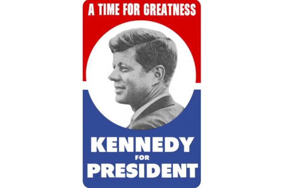 John Fitzgerald Kennedy fue el trigésimo quinto presidente de los Estados Unidos. El político demócrata fue elegido en 1960.
