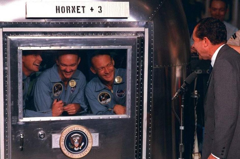 El hombre llegó a la Luna hace 50 años, las fotos inéditas y las que todos recordamos