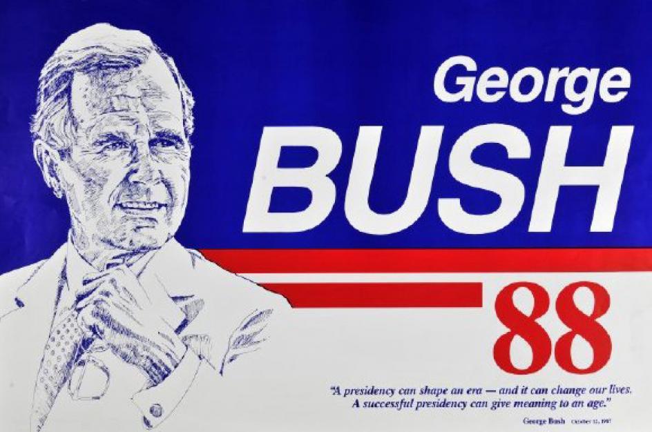 George Herbert Walker Bush fue un político estadounidense y el 41er. presidente de los Estados Unidos entre 1989 y 1993.