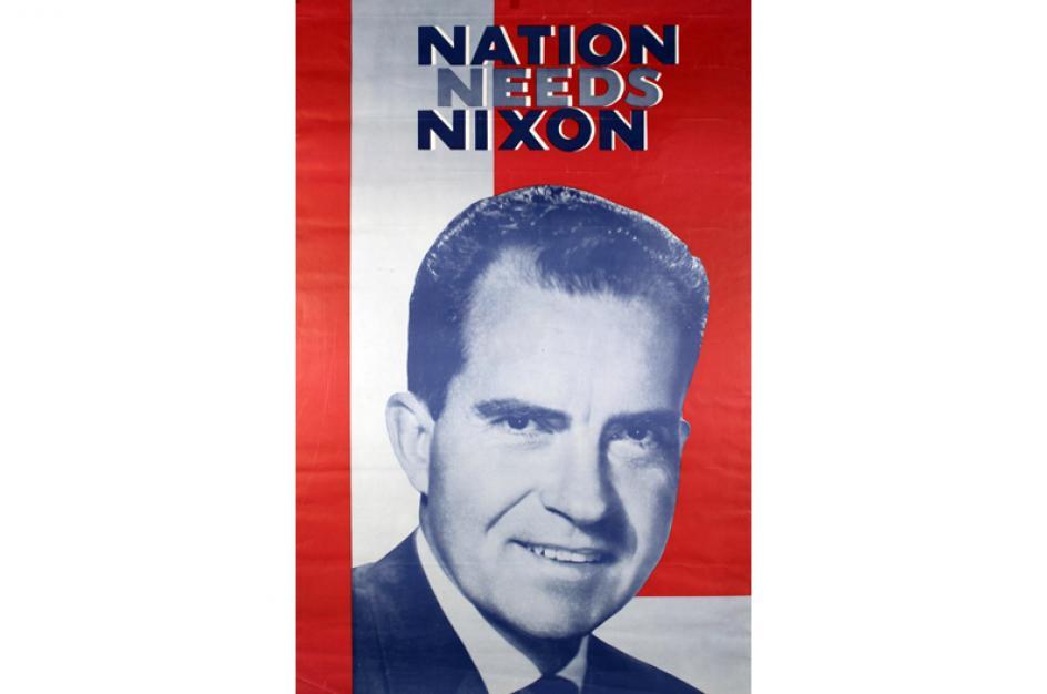 Richard Milhous Nixon fue el trigésimo séptimo presidente de los Estados Unidos entre 1969 y 1974, año en que se convirtió en el único mandatario norteamericano en dimitir del cargo.
