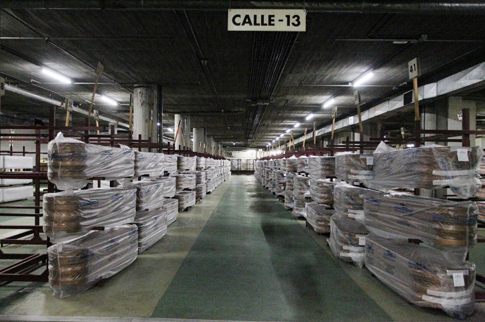 Miles de fallecidos en el Palacio del Hielo de Madrid, la morgue de España en la primera ola.