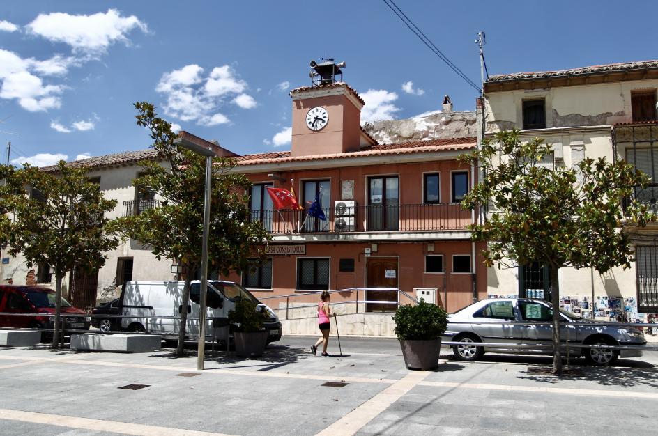 Ayuntamiento de Villaconejos.