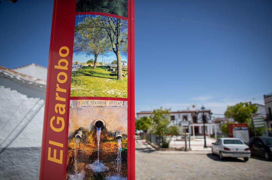 El Garrobo, un pueblo de Sevilla que ya no conoce la Covid.