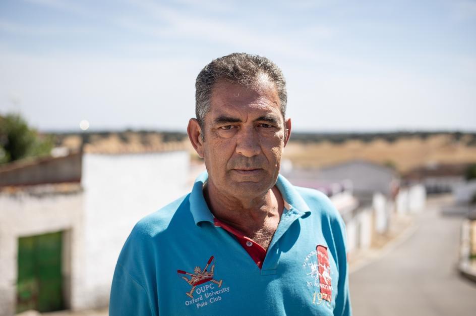 Luciano García Rodríguez, 55 años, prejubilado
