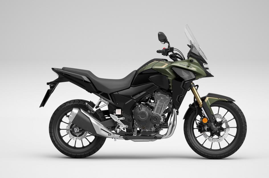 La gama media de motos Honda se renueva de cara a 2019
