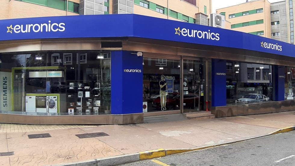 Euronics cuenta con más de 4.000 productos en stock.