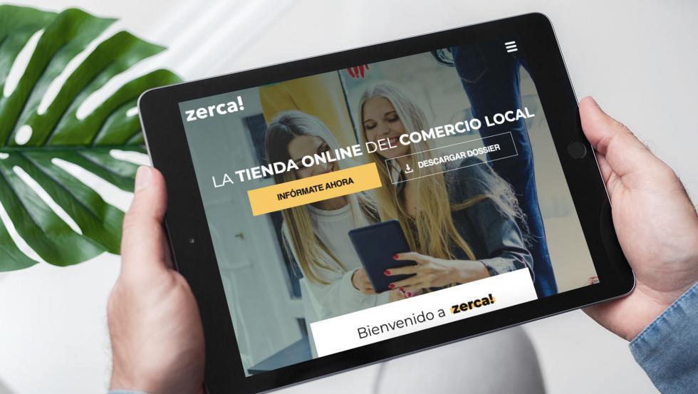 zerca! es el mejor marketplace para los comercios de proximidad.