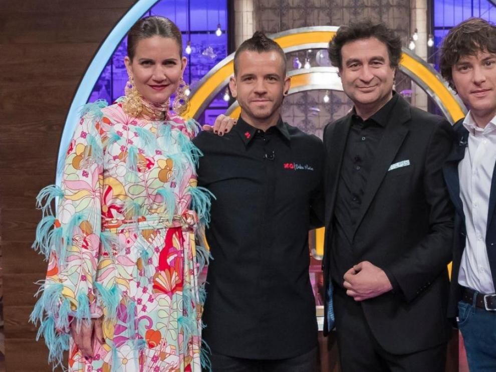 ¿Cuánto mide el chef David Muñoz? (Dabiz Muñoz) - Altura 988858