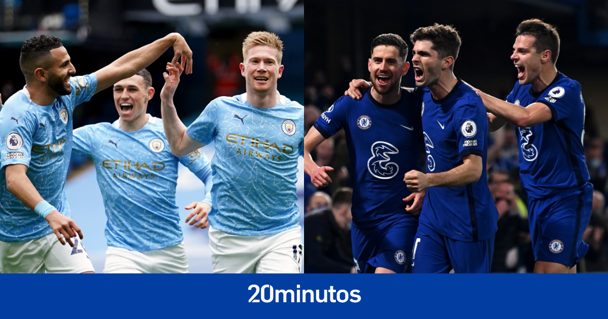 Follow Manchester City vs. Chelsea from the Champions ...
