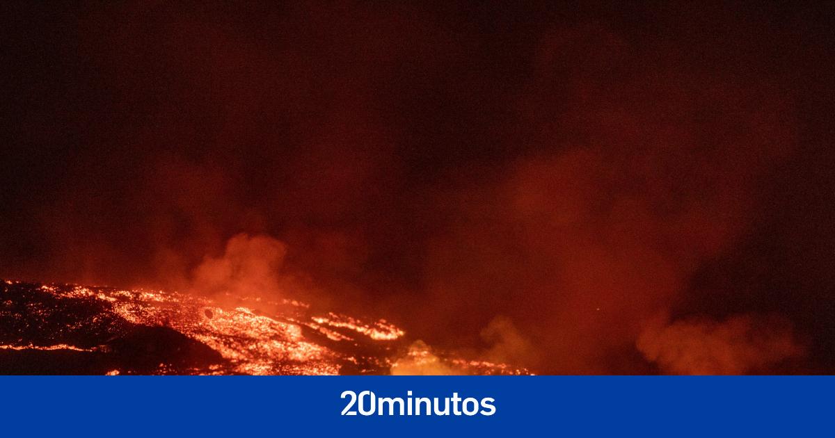 DIRECTO | La lava sobrepasa Todoque y está a 1,6 kilómetros de la costa