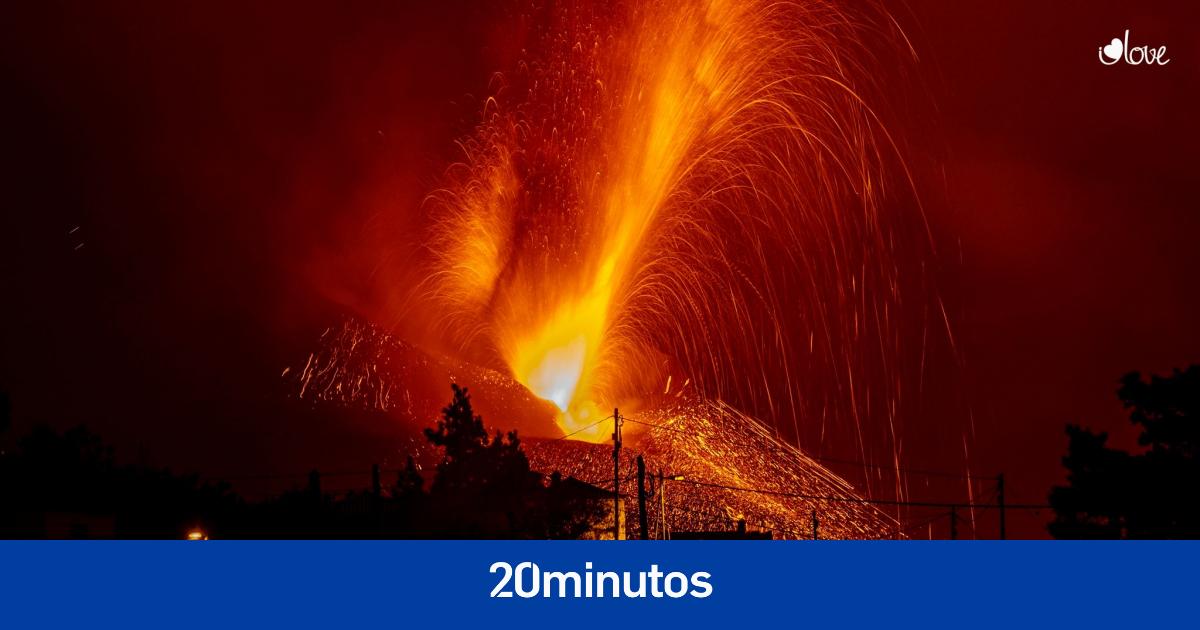 La Palma cumple un mes como rehén de su volcán:  La naturaleza furiosa no tiene control