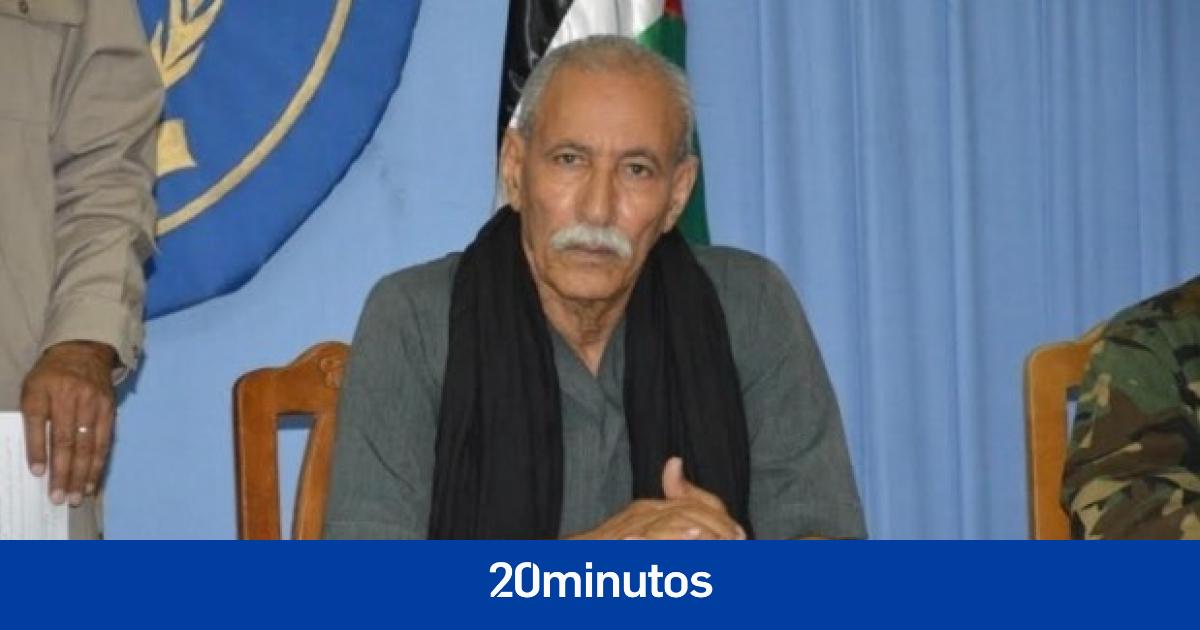 Ghali no aclara su entrada en España y se remite a las explicaciones del Gobierno