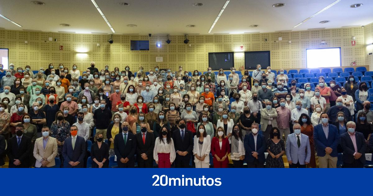 El Aula Abierta de Mayores de la Olavide retoma la máxima presencialidad, con cerca de 1.000 estudiantes