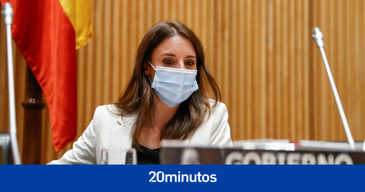 """Montero pide que el Estado garantice la """"autonomía económica"""" de las prostitutas y les ofrezca """"alternativas"""""""