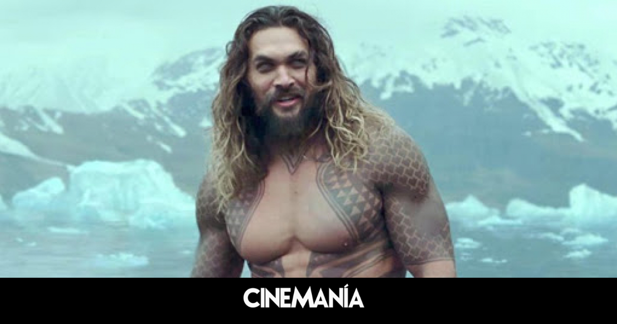 Jason Momoa ya está en Inglaterra para rodar 'Aquaman and the Lost Kingdom'