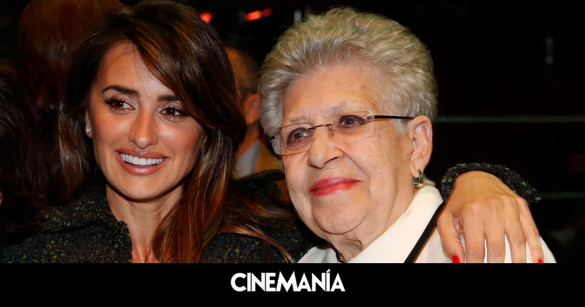 La emotiva carta de despedida de Penélope Cruz a Pilar Bardem