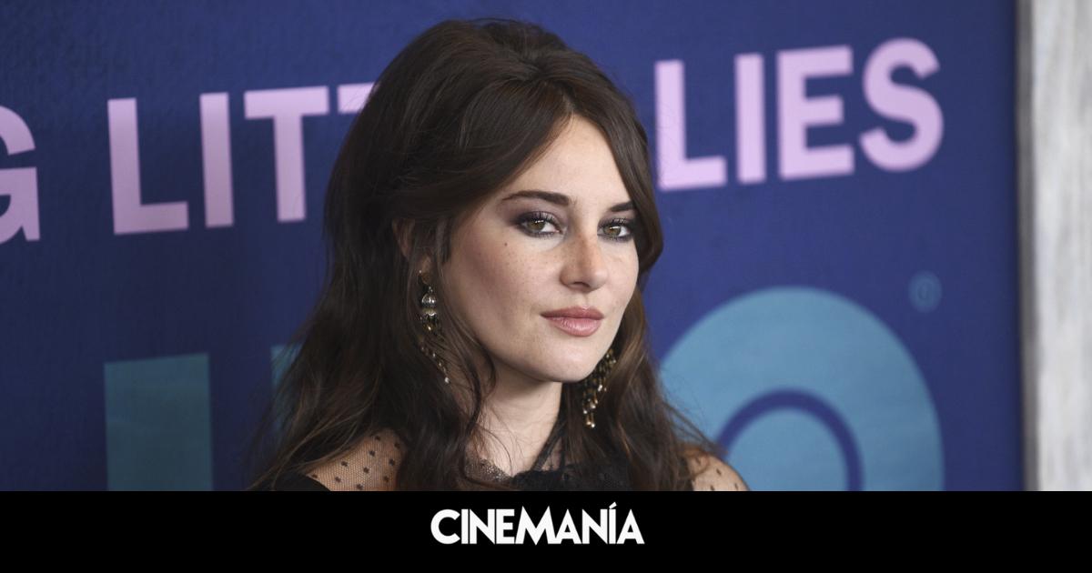 """Shailene Woodley critica el uso de sujetadores en las escenas de sexo: """"No es realista"""""""