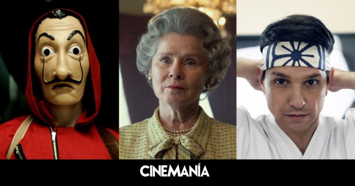 'Cobra Kai' 'La casa de papel', 'The Crown', 'Los Bridgerton'... todo lo que ha dado de sí TUDUM 2021