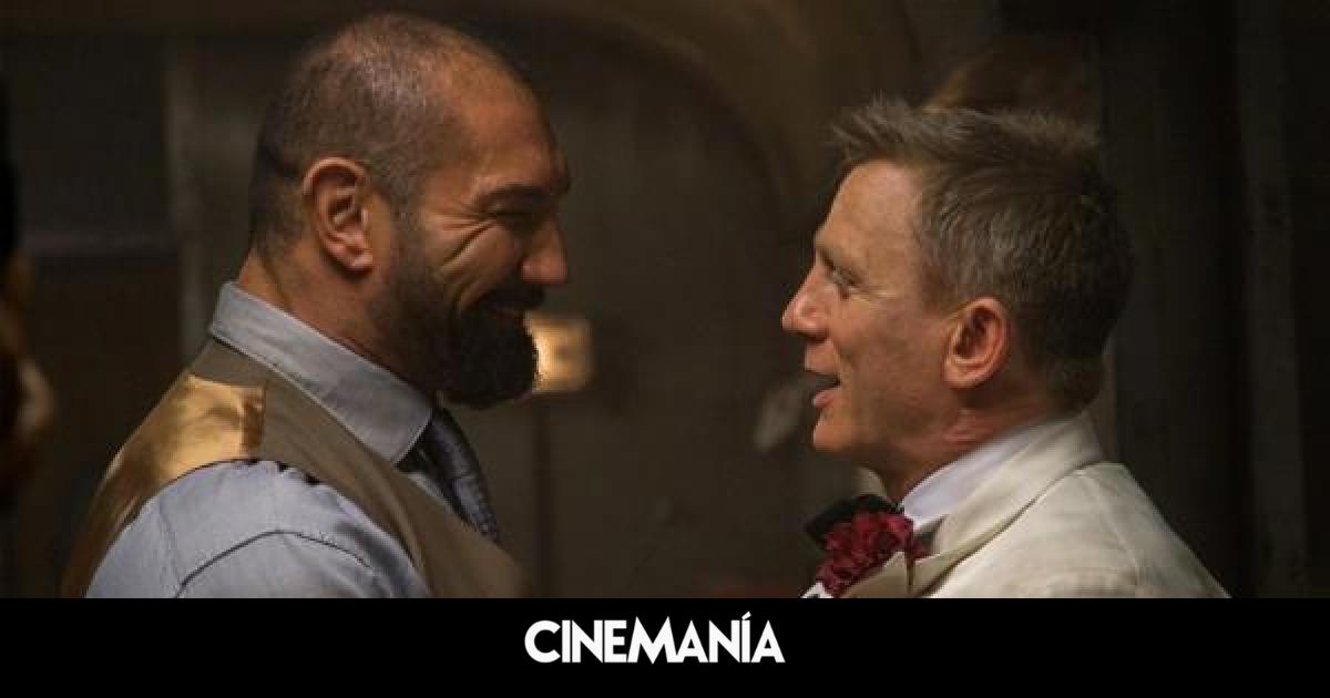 'Spectre': Así rompió Daniel Craig la nariz a Dave Bautista (y salió corriendo)