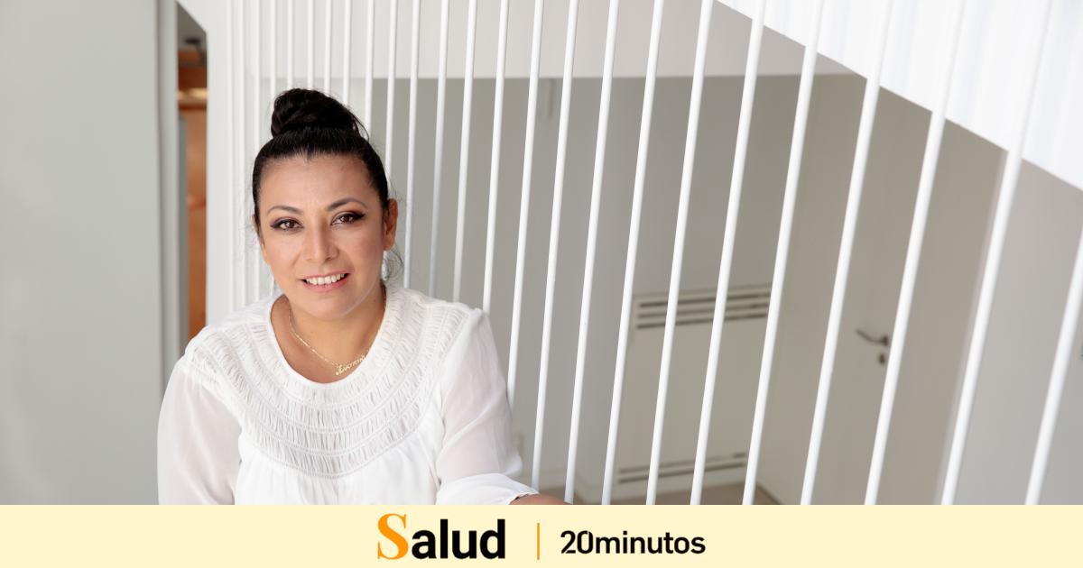 Ivonne Orihuela:  Me encontré, de golpe, con un diagnóstico muy agresivo y con un embarazo