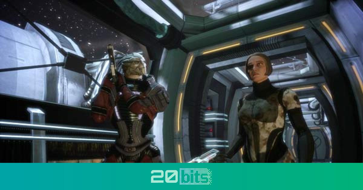 El porno en Mass Effect, SeXbox y el castigo de la Red a