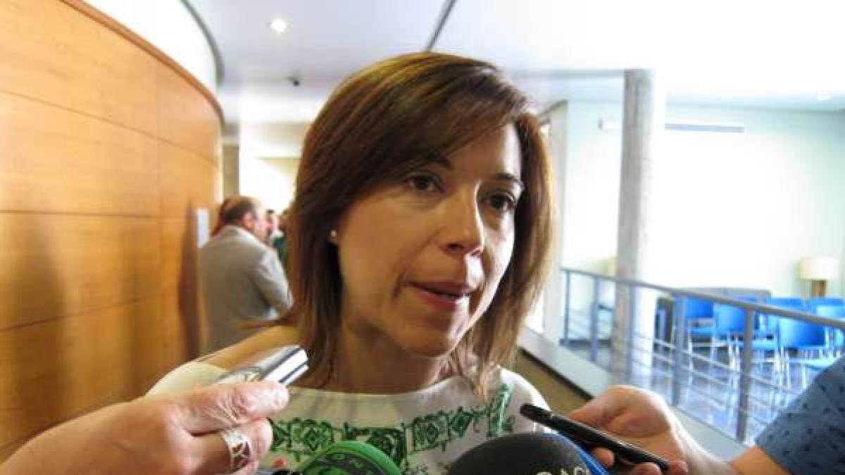 Alcaldesa Follando la alcaldesa de huesca afirma que un año después del inicio