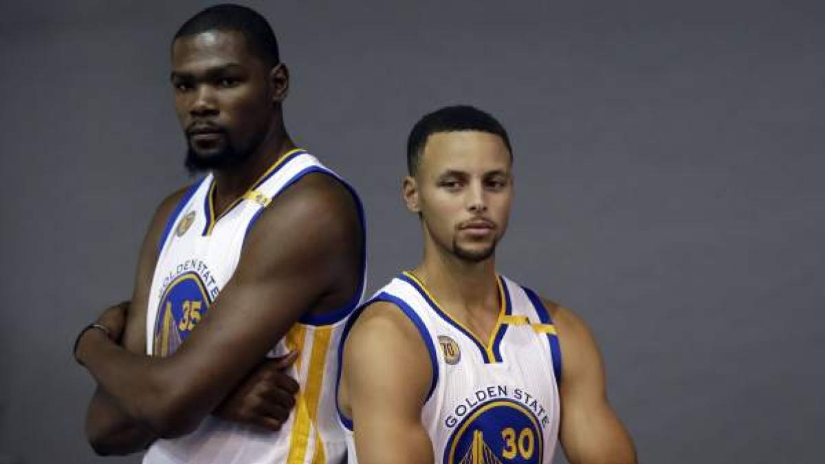 Empieza La NBA: Todos Contra Los Warriors De Curry... Y Durant