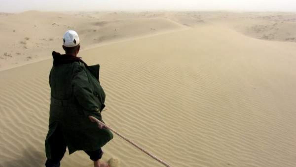 China construirá el mayor túnel del mundo, de mil kilómetros, para llevar agua al desierto