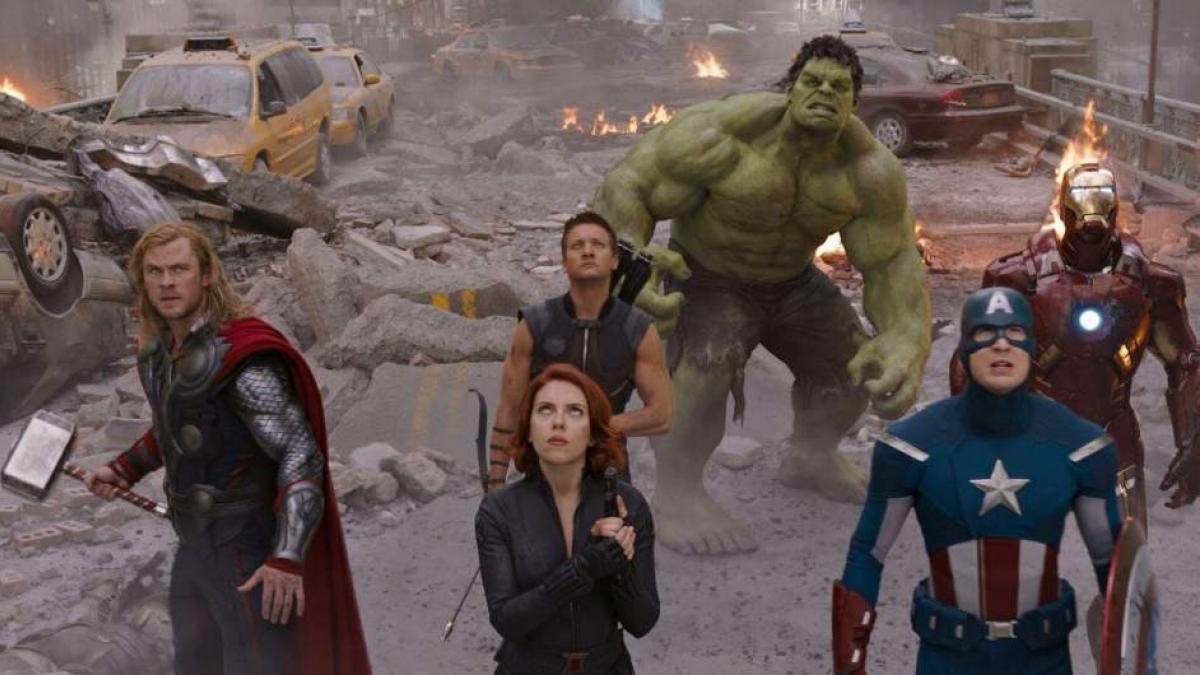 Foto: 6. 'Los Vengadores' (2012) | Fotos: Las 15 mejores películas ...