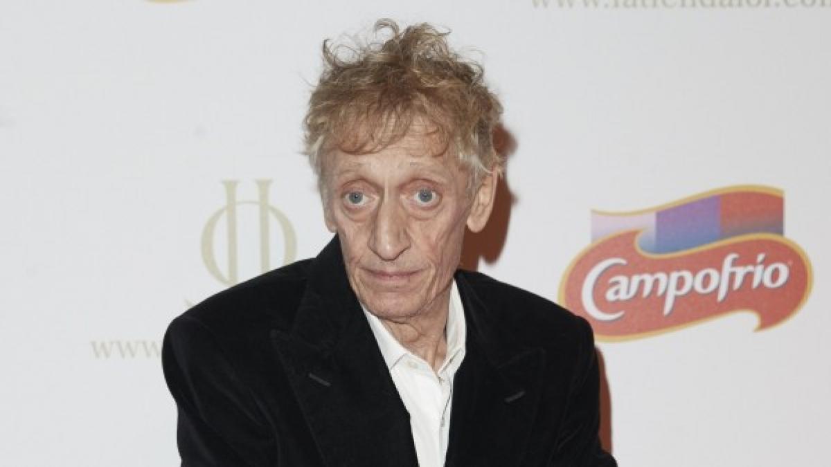 El actor y cómico Enrique San Francisco ha muerto a los 65 años