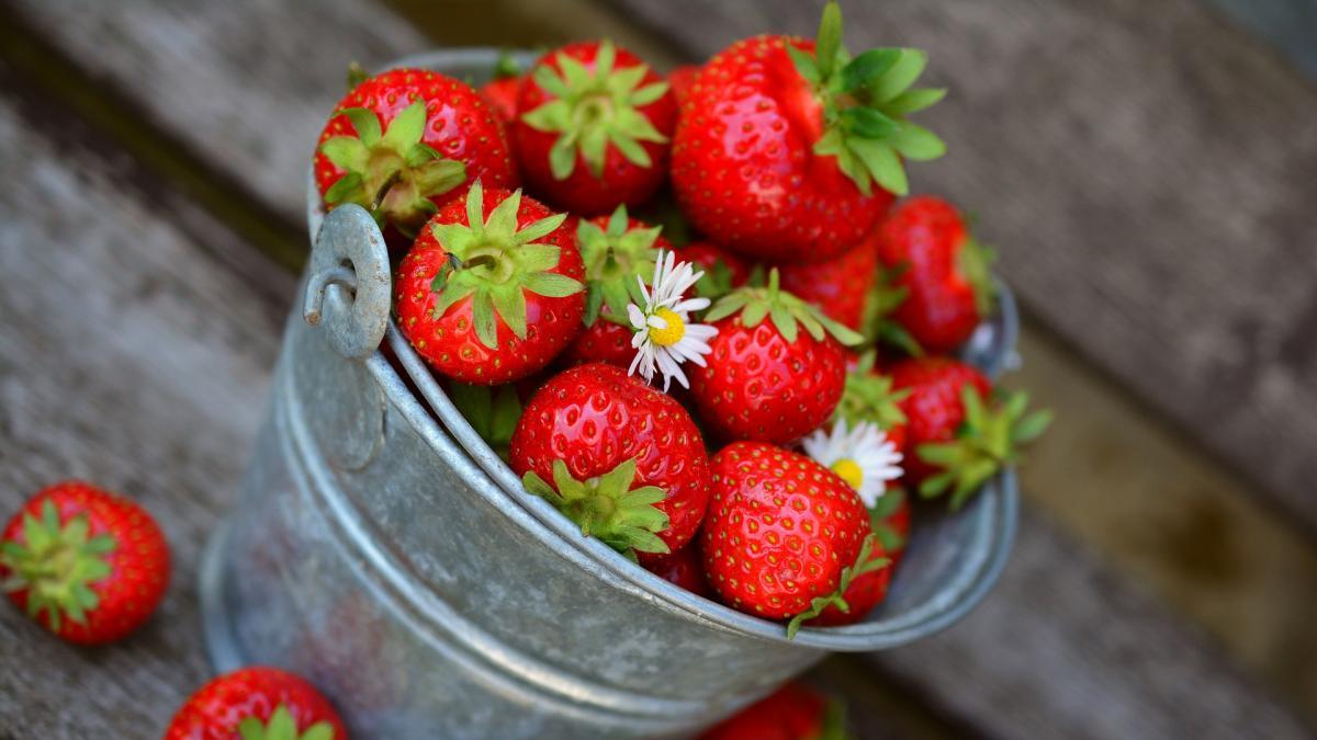 Cómo sacarle partido a tanta fresa: recetas para aprovechar las que se van pochando