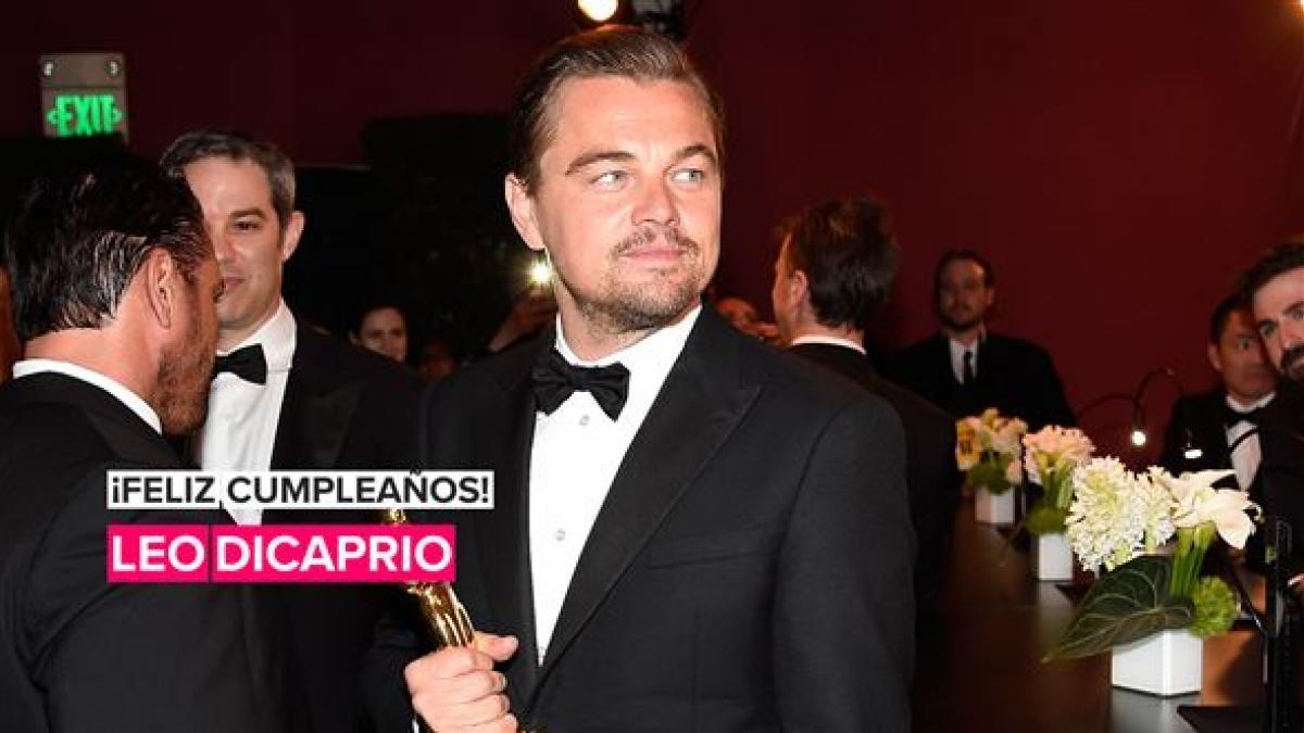 Los mejores papeles de Leo DiCaprio