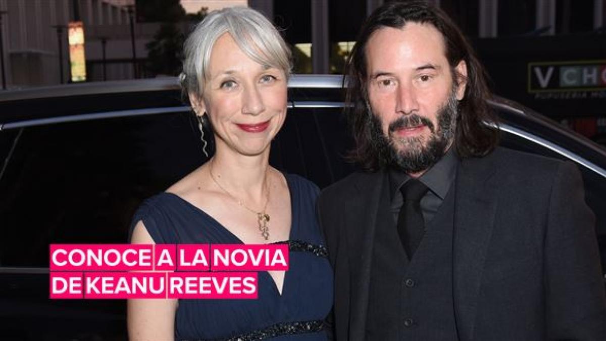 ¿Quién es la novia de Keanu Reeves?