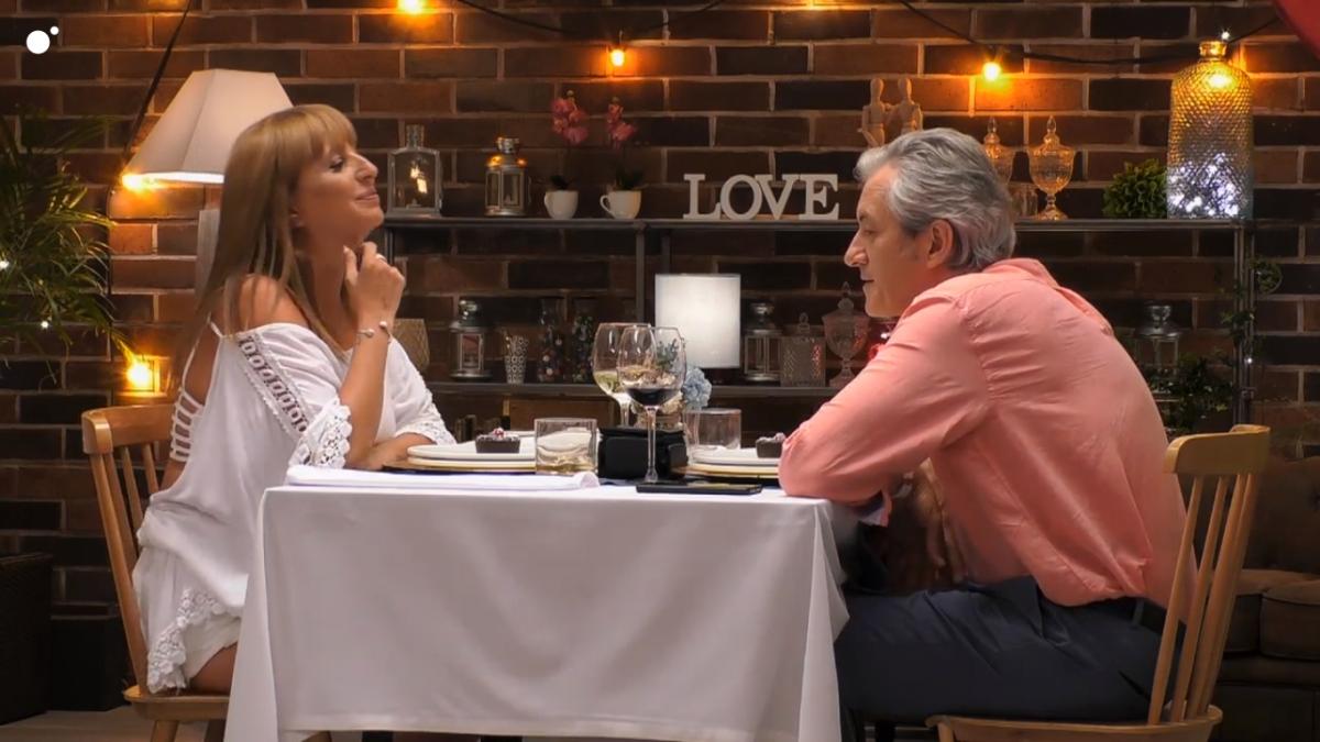 Joaquín advierte a su cita en 'First dates':