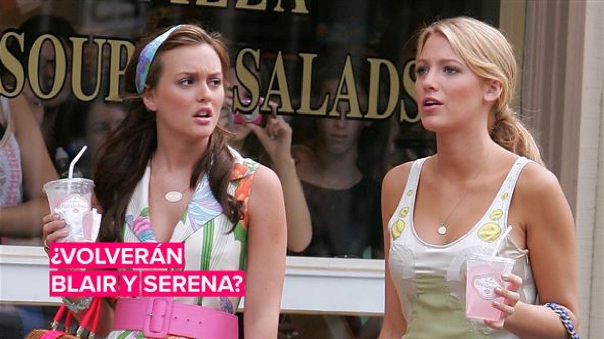 Todo lo que sabemos sobre la vuelta de 'Gossip Girl'