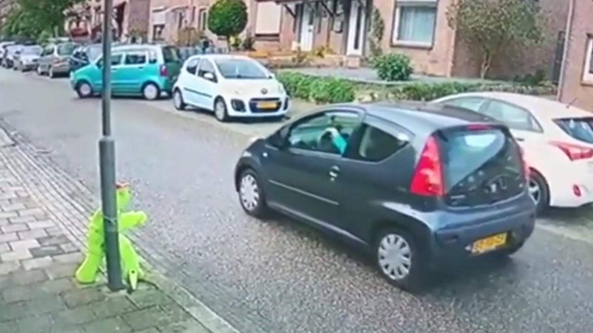 El aparcamiento con el que suspendes seguro el examen de conducir