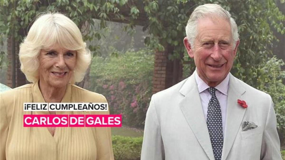 El Príncipe de Gales escribe su primera publicación Instagram