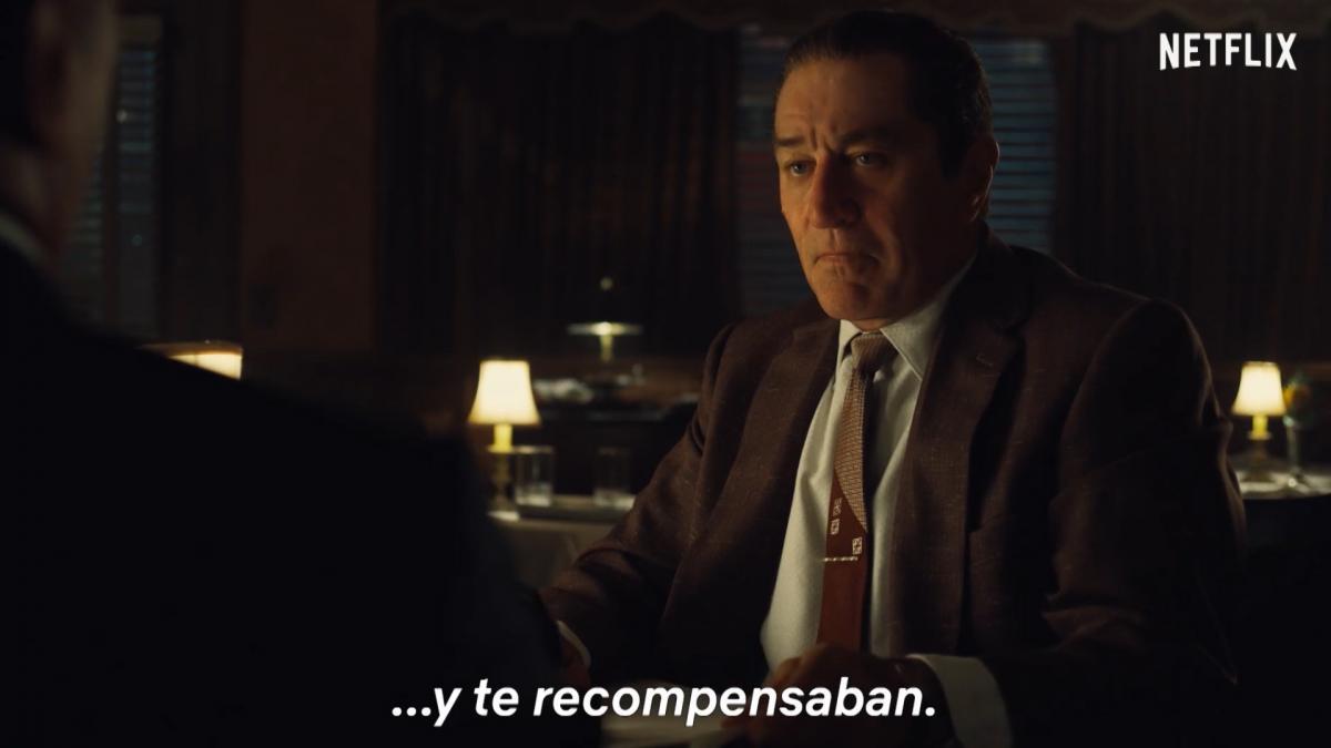 Scorsese protagoniza la cartelera de este viernes con 'El Irlandés'