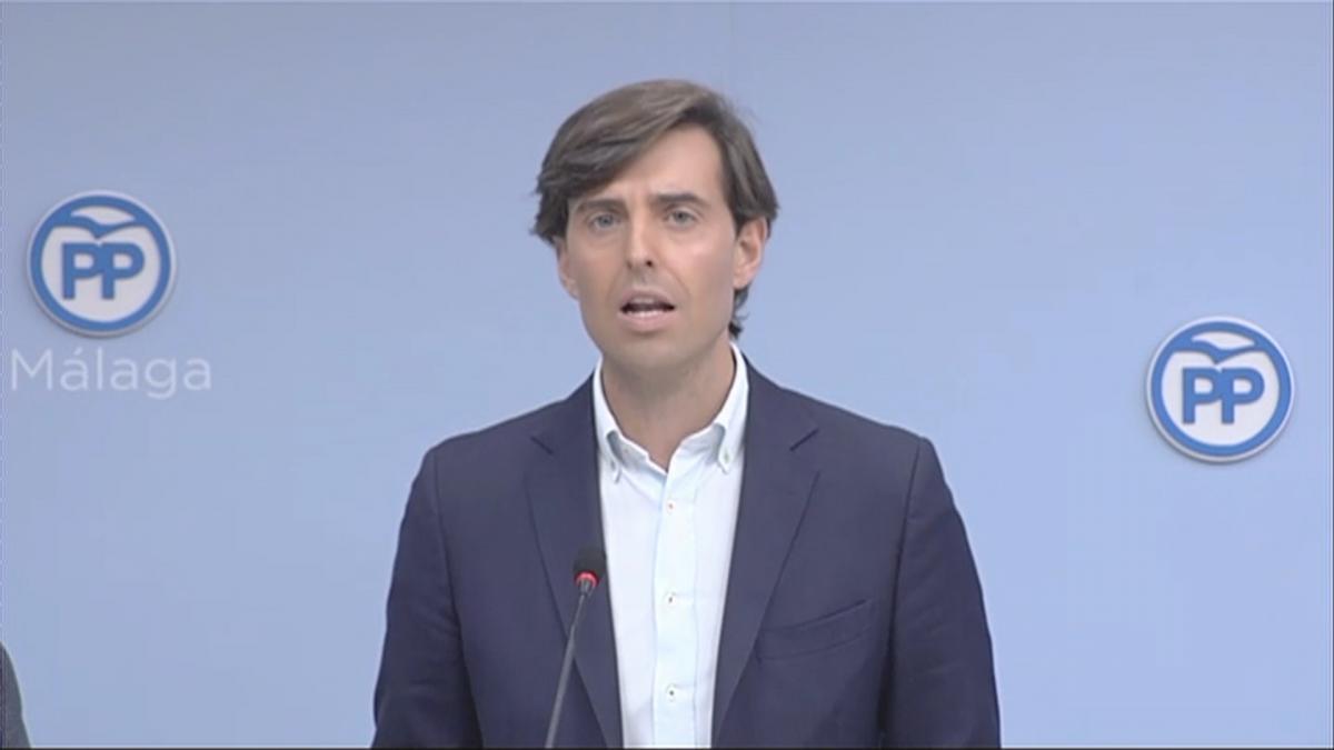 """Montesinos asegura que el PP será un """"dique de contención"""""""
