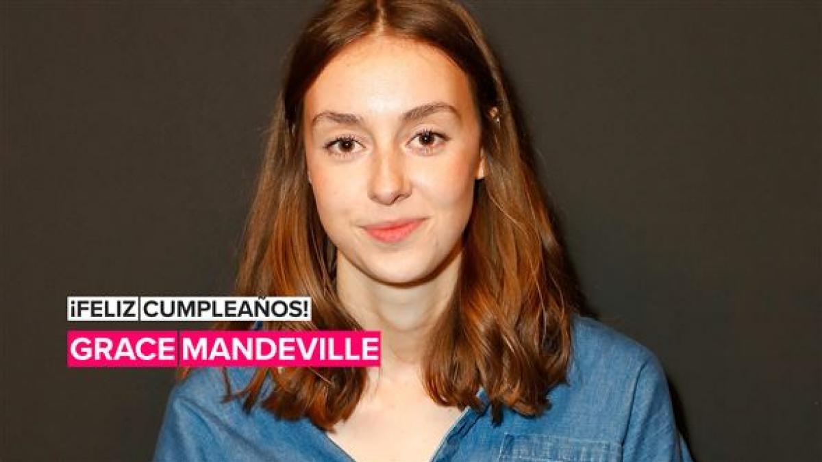 Conoce a la influencer Grace Mandeville