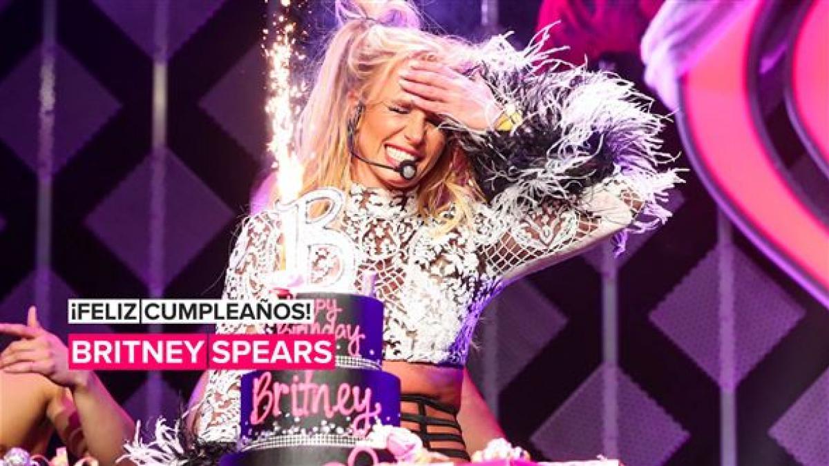 Los 5 modelitos de videoclip de Britney Spears