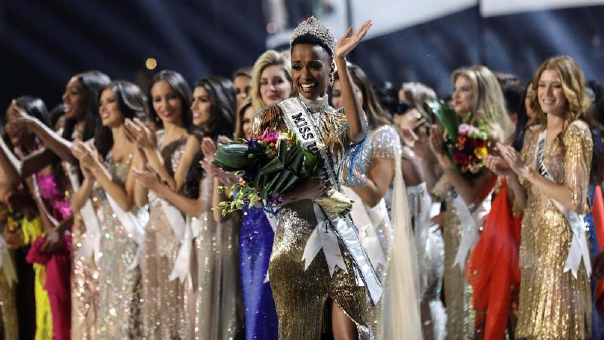 La sudafricana Zozibini Tunzi, elegida Miss Universo 2019