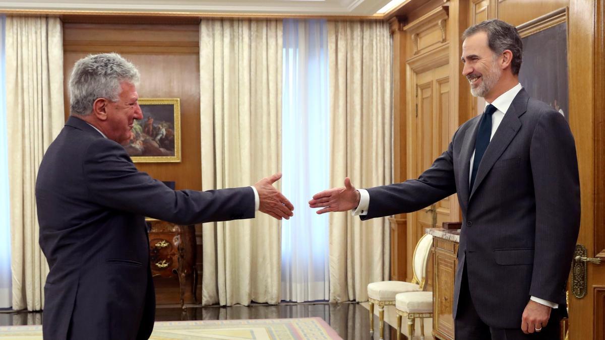 """DIRECTO   NC apoyará la investidura: """"Nuestra única línea roja es que el acuerdo sea contrario a los intereses de Canarias"""""""
