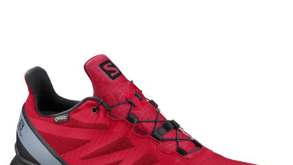 calzado salomon gore tex 01