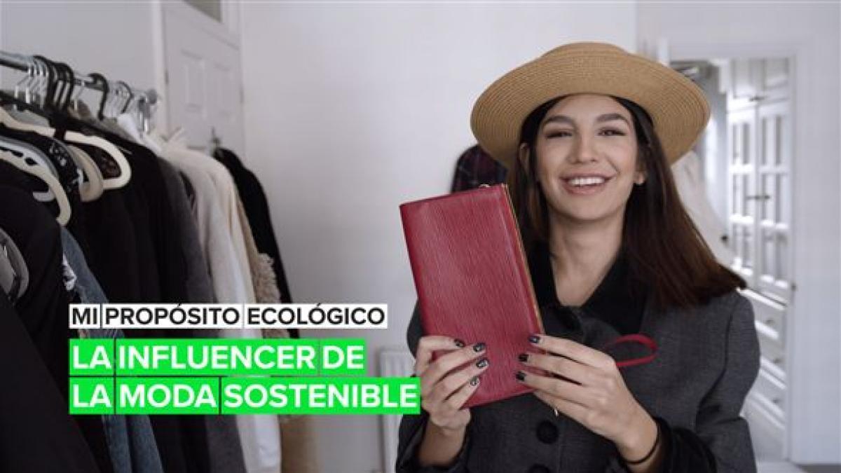 Mi propósito ecológico: La influencer de la moda sostenible
