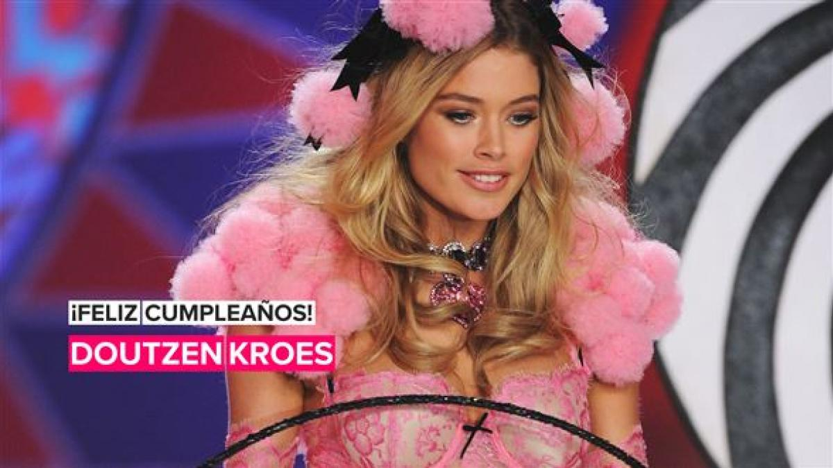 5 grandes momentos de la modelo holandesa Doutzen Kroes